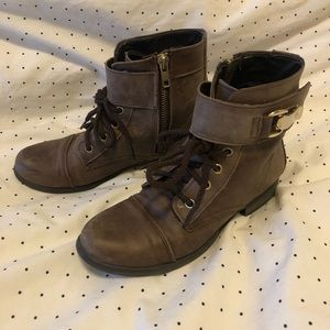 Steve Madden Tennasee Ankle Boots